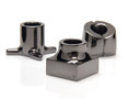 VIKTOR black nickel toothbrush/razor holders / kontextur