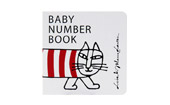 BABY NUMBER BOOK リサ・ラーソン