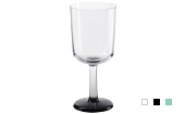 Marc Newson Wine Glass & Champagne Glass / Palm